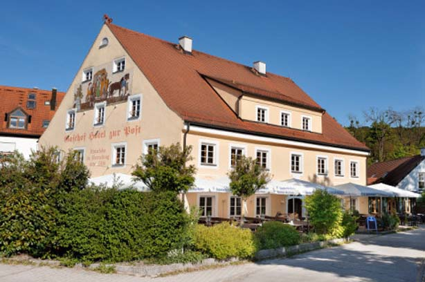 Hotel Post Ammersee