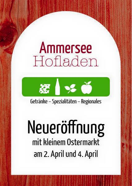Ostermarkt am Ammersee 02. bis 04. April 2015