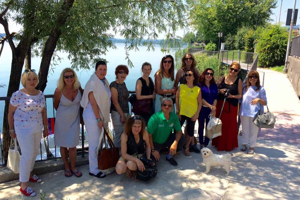Enit hat eingeladen zur Educational Tour Lago di Como