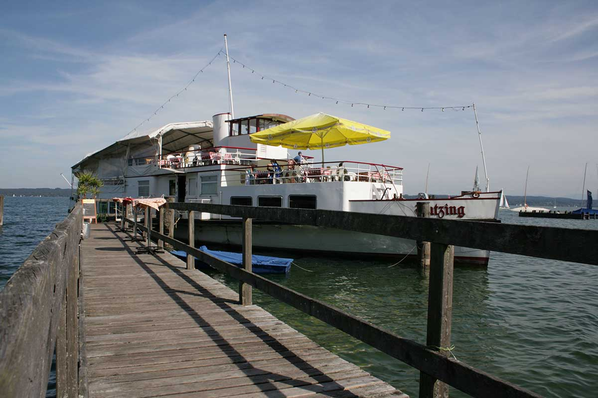 heiraten auf dem Schiff am Starnberger See
