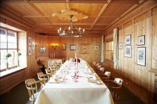 Seerestaurant hotel Schloss Berg direkt am Starnberger See