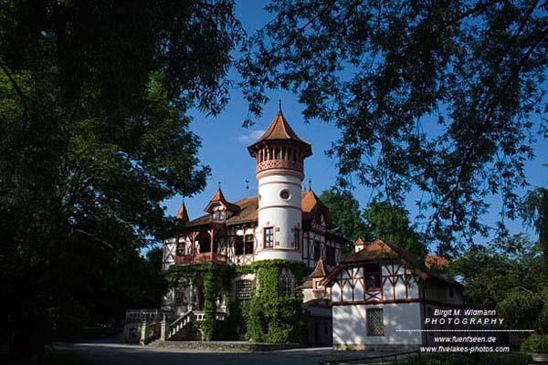 Reiseführer zu Sehenswürdigkeiten, Attraktionen an den Bayerischen Seen