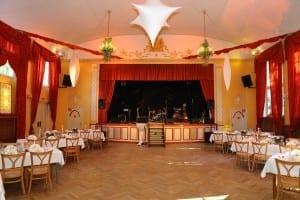 Waldheim Eventlocation - Saal für Firmenfeiern und Hochzeiten