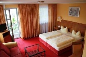 Hotelzimmer im Hotel Seehof Herrsching am Ammersee
