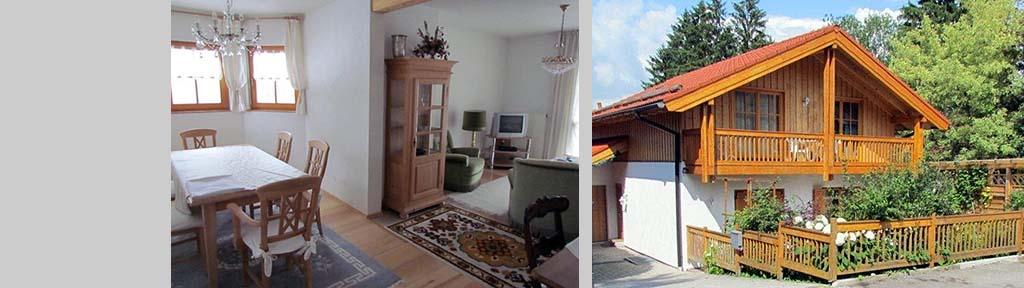 Ferienwohnung Landhaus am Steinberg - wunderschöne Ferienwohnungen für urlaub im fünfseenland in Bayern Deutschland