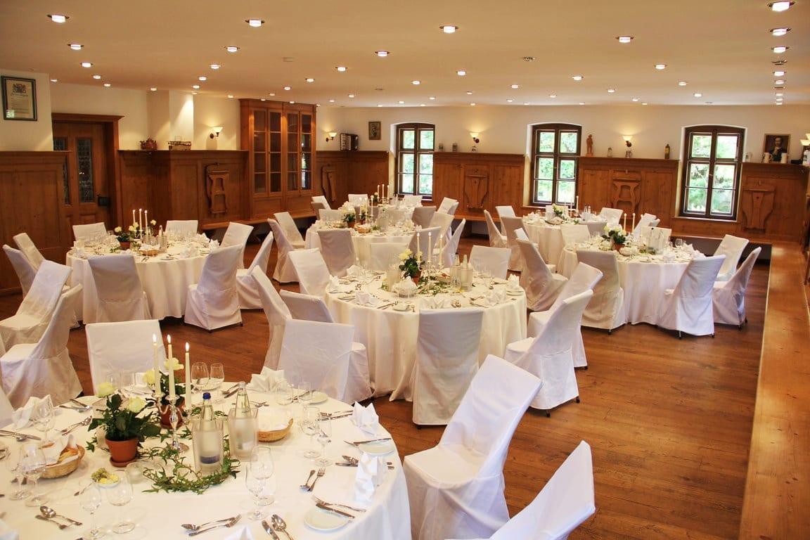 Hotels und Hochzeitslocations in Toplagen an den Seen und Regionen