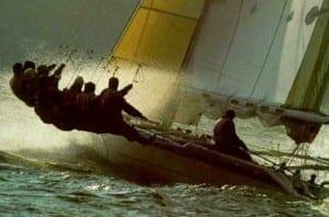 Segelschule und Bootsverleih Ernst im Freizeitgelände Utting am Ammersee