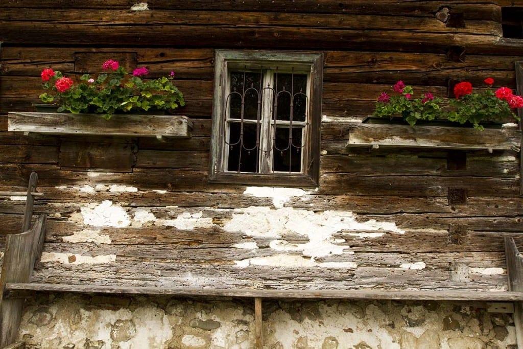 Berghütten im Salzburger Land