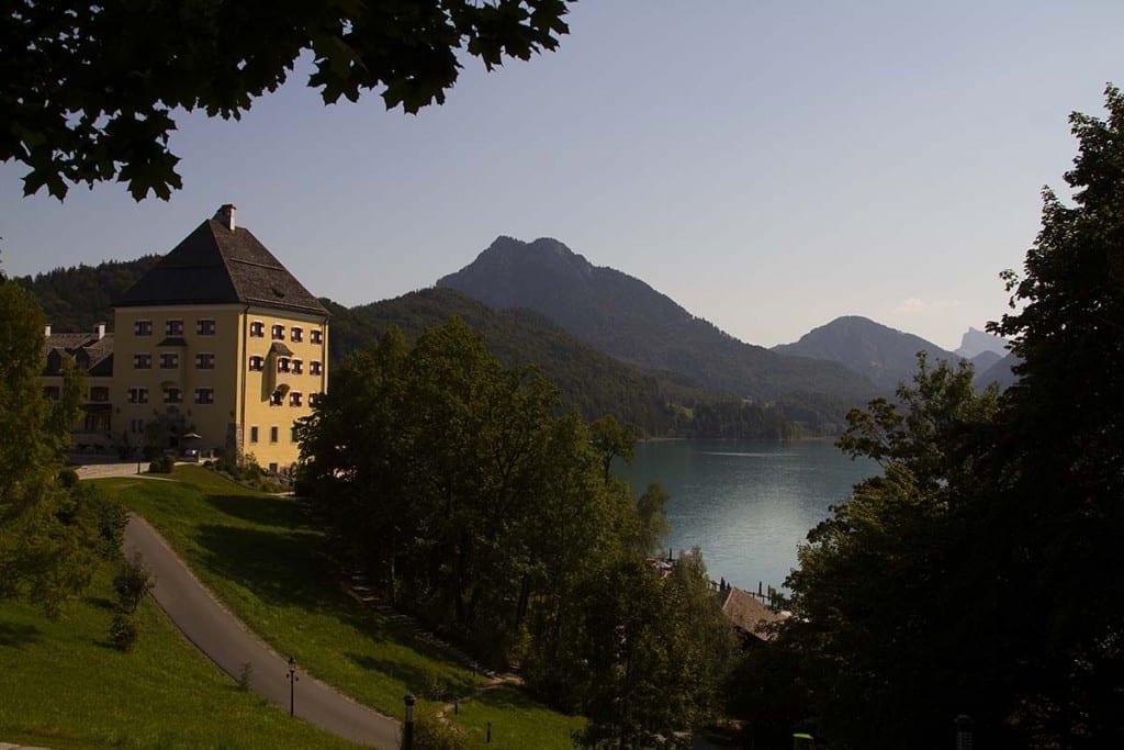 Das Resort Fuschl am See