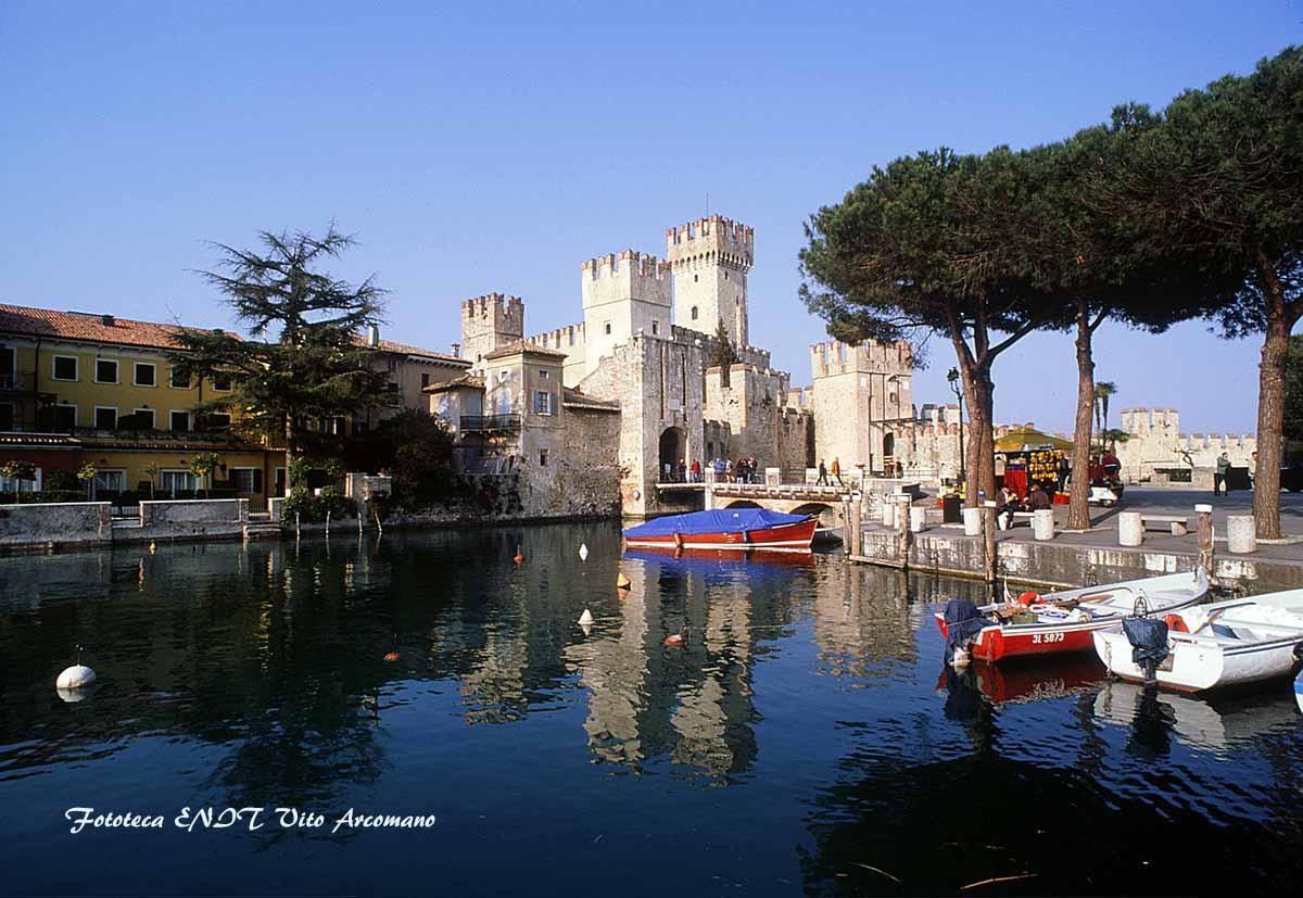 Lago die Garda - hier in Sirmione