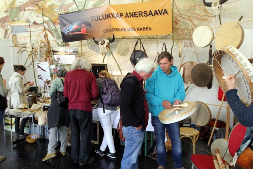 Die Gesundheitsmesse in München begleitend zum Ethnomed Kongress