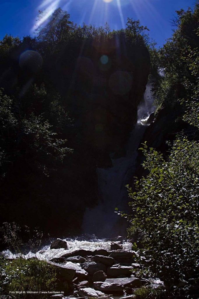 Wasserfall Gasteiner Tal
