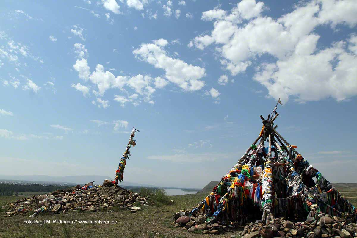 Tuva das Land der Schamanen