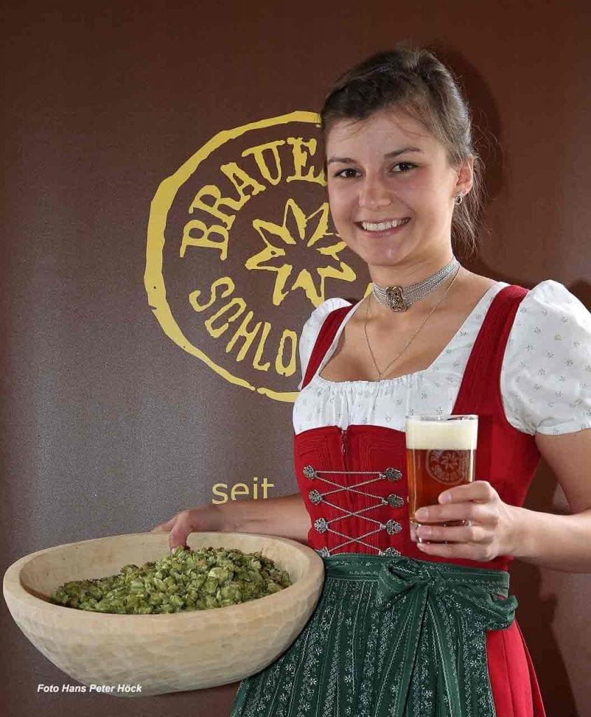 wahl zur bayerischen Bierkönigin 20017