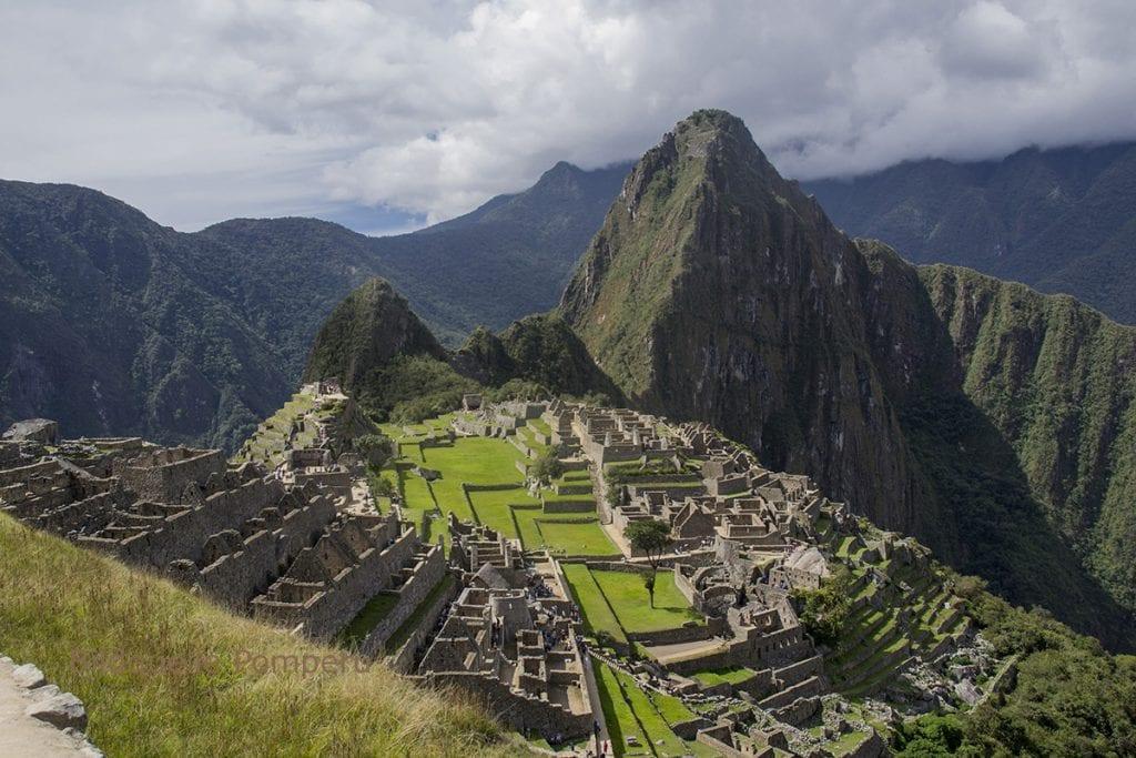 MachuPichhu in Peru